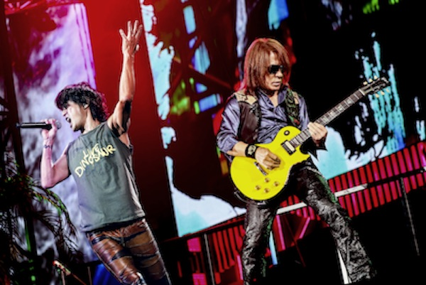 B'z LIVE-GYM Pleasure 2018 -HINOTORI-
